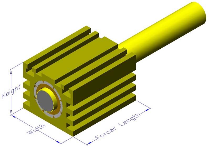 Slotless Motors Linear Motors Tubular